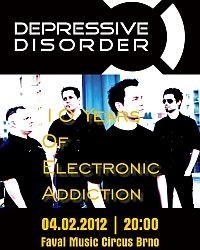 Depressive Disorder (10 Years Of Electronic Addiction)