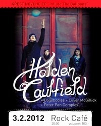 Holden Caulfield flyer
