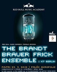 The Brandt Brauer Frick Ensemble flyer