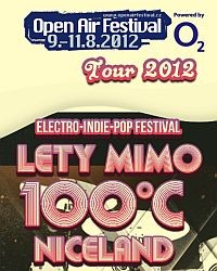 100°C, Lety Mimo, NiceLand flyer