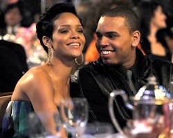 Rihanna + Chris Brown