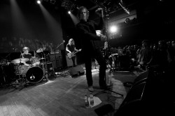 Mark Lanegan Band, Lucerna music bar, Praha, 20.3.2012