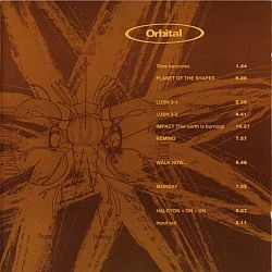 Orbital - Orbital (Brown)