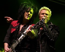 Billy Idol - Forestglade 2012
