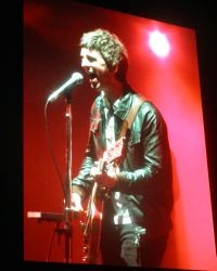 Noel Gallagher's High Flying Birds, FM4 Frequency, St. Poelten,Rakousko 15.-18.8.2012
