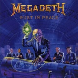Megadeth - Rest In Peace