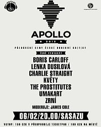 Apollo 2012 flyer