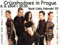 The Crüxshadows