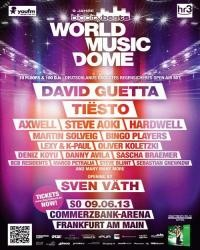 Big City Beats - World Music Dome flyer