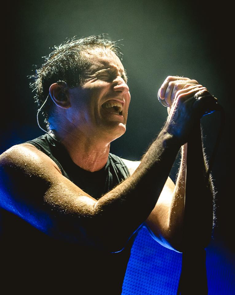 Nine Inch Nails v Praze v obrazech - musicserver.cz