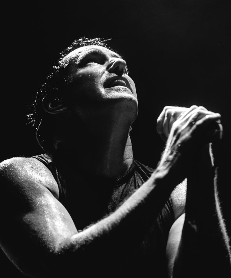 Nine Inch Nails představili dechberoucí show - musicserver.cz