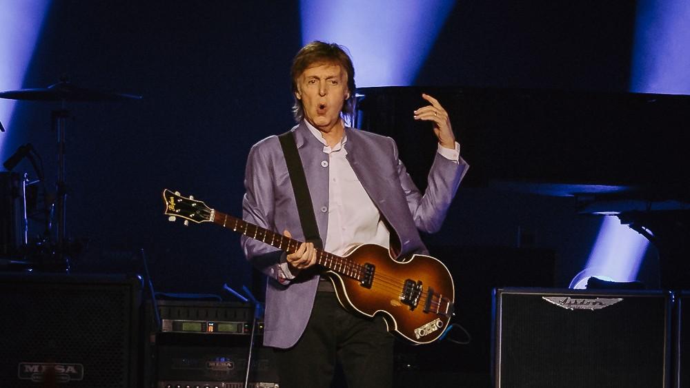 Paul McCartney O2 Arena Praha 1662016