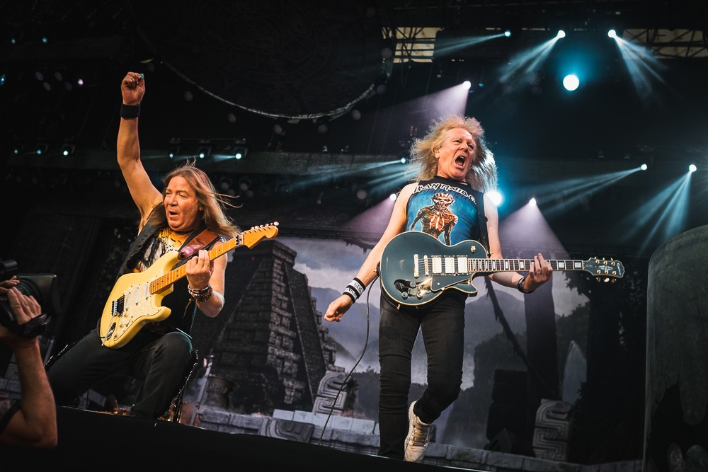 "Iron Maiden s ""The Book Of Souls Tour"" navštívili Prahu ..."