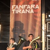 Fanfara Tirana Meets Transglobal Underground, Colours Of Ostrava, 18.7.2013