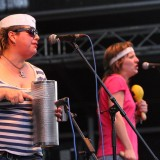 Kumbia Queers, Colours Of Ostrava, 18.7.2013
