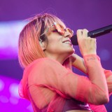 Lily Allen, Sziget festival Budapest, 14.8.2014