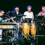 Hot Chip, Lollapalooza 2015, Tempelhof Airport, Berlin, 12.-13.9.2015