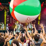 Crystal Fighters, Lollapalooza 2015, Tempelhof Airport, Berlin, 12.-13.9.2015