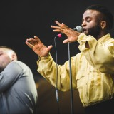 Young Fathers, Metronome Festival, Praha, 24.6.2017