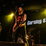 Burning Steps, Lucerna Music Bar, Praha, 26.6.2017