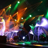 William Close And The Earth Harp, Colours of Ostrava, Dolní oblast Vítkovice, Ostrava, 19.7. 2017