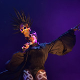 Grace Jones, Colours Of Ostrava, 4. den, Dolní oblast Vítkovice, Ostrava, 21.7.2018
