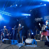 Holly Molly & The Crackers, Colours Of Ostrava, Dolní oblast Vítkovice, Ostrava, 21.7.2018