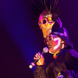 Grace Jones, Colours Of Ostrava, Dolní oblast Vítkovice, Ostrava, 21.7.2018