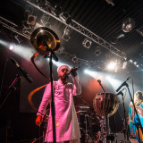 Transglobal Underground feat. Natacha Atlas, Lucerna Music Bar, Praha, 9.10.18