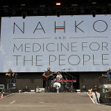 Nahko And Medicine For The People, Colours Of Ostrava, Dolní oblast Vítkovice, Ostrava, 19.7.2019