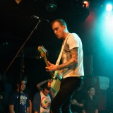 Alkaline Trio, Paige, Blind Daters, Lucerna Music Bar, Praha, 12.5.2010