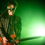 Black Rebel Motorcycle Club, SaSaZu, Praha, 21.5.2010