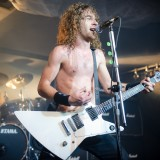 Airbourne, Retro Music Hall, Praha, 9.6.2010